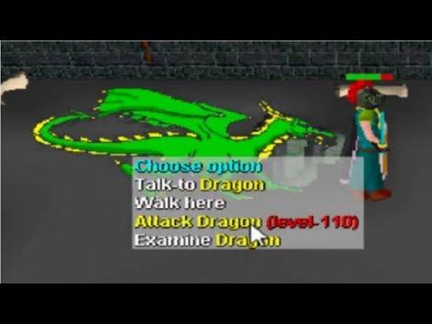 Runescape Classic Ironman Episode 8 | Dragon Slayer