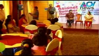 Asianet Summer Hungama - A fun summer camp for ACV employees