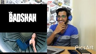 Badshah - Mercy Feat. Lauren Gottlieb Reaction !