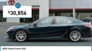 2020 Toyota Camry XLE Maplewood, St Paul, Minneapolis, Brooklyn Park, MN L10672