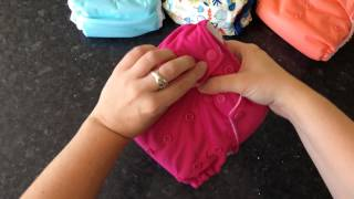 Pocket Cloth Nappy Trial Pack at Darlings Downunder