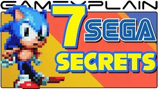 7 Sega Easter Eggs in Sonic Mania & Sonic 2017