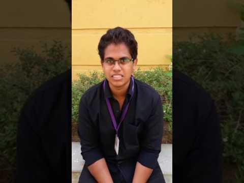 B S ABDUR RAHMAN CRESCENT INSTITUTE OF SCIENCE AND TECHNOLOGY CIVIL DEPARTMENT STUDENT TESTIMONIAL