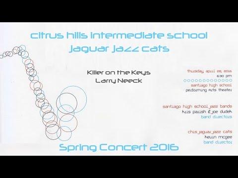 Citrus Hills Intermediate School - Killer on the Keys