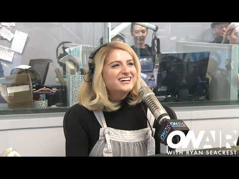 Meghan Trainor and Fiance Talk About Their Ideal Date Night | On Air with Ryan Seacrest