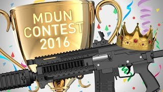 who is the winner mdun contest 2016 results