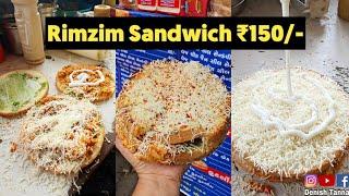 Surat Famous Rimzim Sandwich ₹150/- only