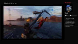 Marvel's Spider-Man E3 (PS4) Livestream Gameplay Part 16 (Silver Lining Part 2)