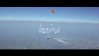 Jarno Cordia – Wingsuit Acrobatics (2014)