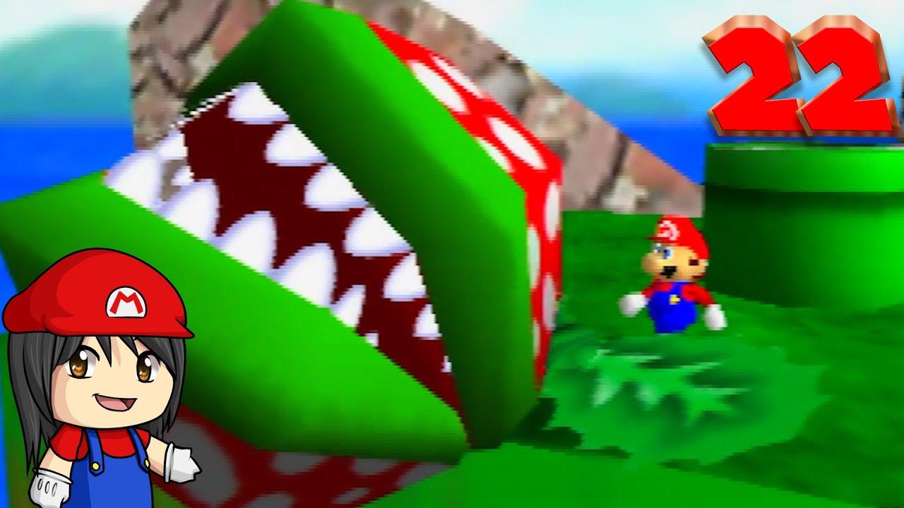 """Super Mario 64 - Part 22: """"Big and Small"""""""