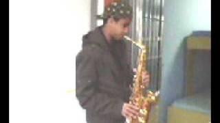 caique saxofone