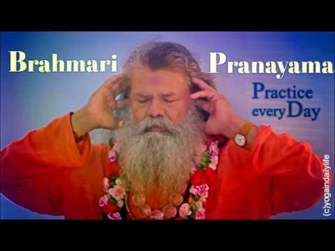 Vishwaguruji - Benefits of Brahmari Pranayama