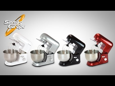 Kitchen Robot | Planetary Mixer | Bakery Machines And Equipment | SE-5L