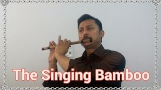 Chingari Koi Bhadke to Karaoke Flute instrumental by ALOK KULSHRESHTHA