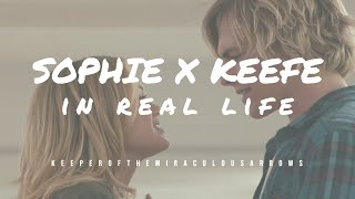 Sophie X Keefe REAL LIFE HUMAN RELATIONSHIP