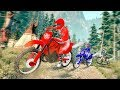 Bike Racing Games - Uphill Offroad Bike Games 3D #3 - Gameplay Android free games