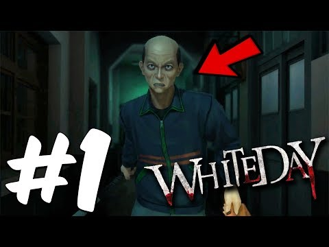 ШКОЛЬНЫЙ ХОРРОР - White Day: A Labyrinth Named School #1