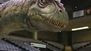 Behind The Scenes: Walking With Dinosaurs