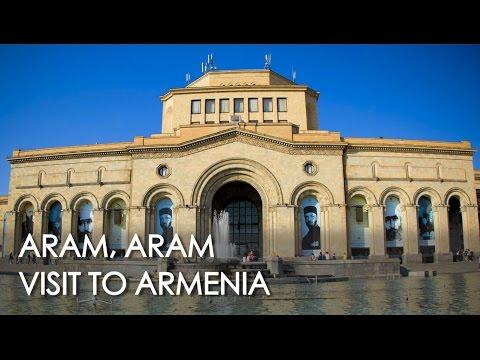 "VISIT TO ARMENIA!  ""Aram, Aram in Armenia""  #AramAram #AramAramFilm"
