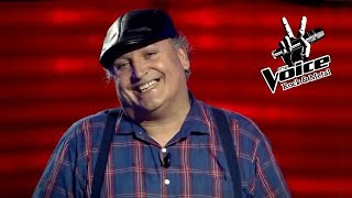 Best Rock & Metal Blind Auditions in THE VOICE [Part 5]