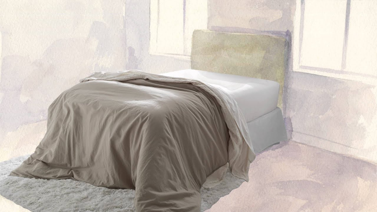 Kenneth Cole Reaction Home Mineral Duvet Cover Youtube