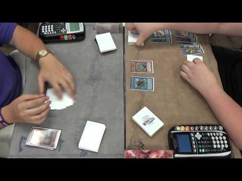 Giant Hand Tournament - Round 5: Chandler Morrow (Nekroz) vs. Jake Phinney (Nekroz)