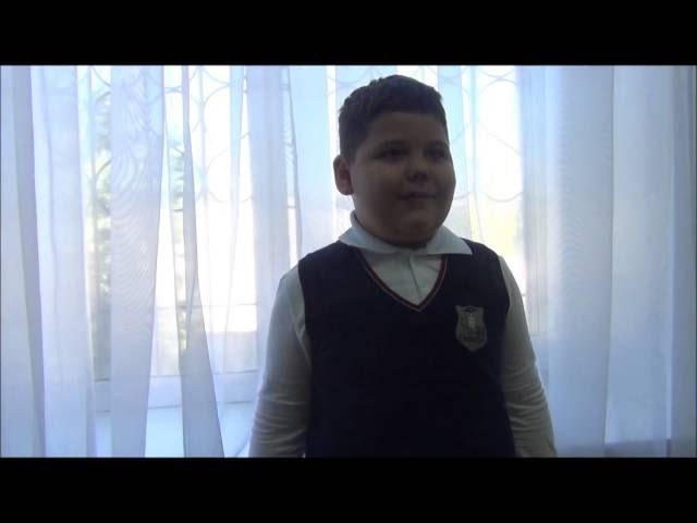 Даниил Копанев читает произведение «Детство» (Бунин Иван Алексеевич)
