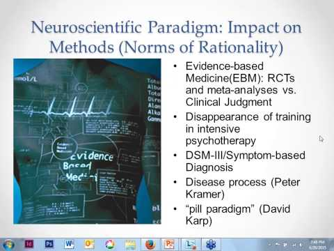Dr. Jennifer Hansen - Is Psychiatry the Bioengineering of Personality