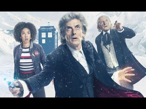 Doctor Who Christmas special: Peter Capaldi bids an emotional farewell to series