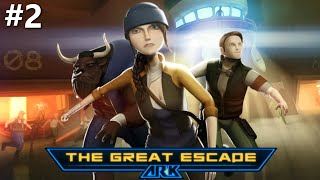 AR-K: The Great Escape Gameplay Walkthrough - Part 2 [60FPS]