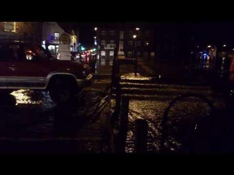Boston Lincolnshire Flooding Dec 2013......