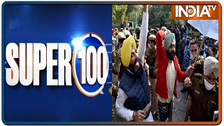 Super 100: Non-Stop Superfast | December 1, 2020 | IndiaTV News