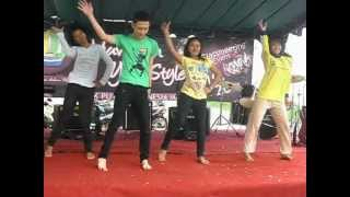Video dance lucu plus keren