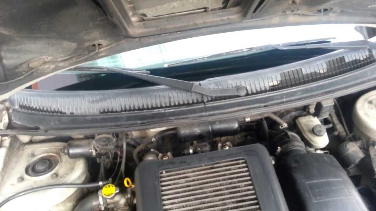Kia Carnival 2 9 Turbo  Intercooler