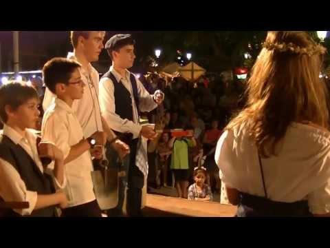 Percusión Escuela de Música y Danza Jornada Quijotesca Sábado 29 6 2013   Madridejos 2013 5