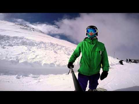 Snowboarding Glencoe 03/04/2015