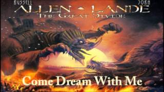 Allen & Lande - Come Dream With Me  { NEW 2014 MUSIC }