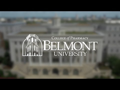 College of Pharmacy at Belmont University