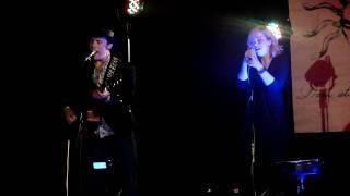 Anneke van Giersbergen & Danny Cavanagh - Temporary Peace (Live In Sofia; 2009-12-29)