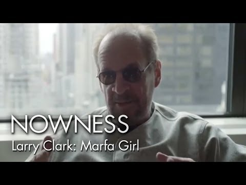Larry Clark in Matt Black's