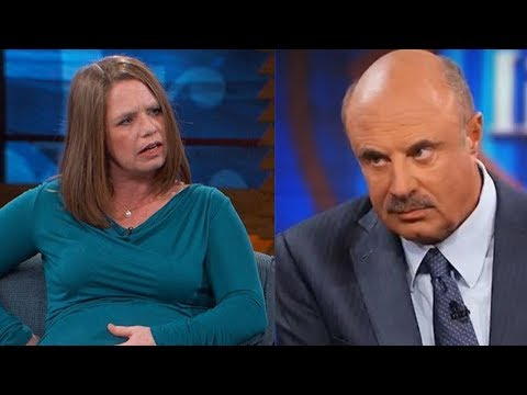Im 3 Years Pregnant Woman Claims on Dr Phil - React Couch