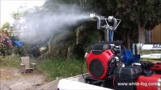 ULV Cold Fogging Machines / ULV Sprayers [HD]