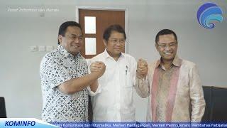 Konferensi Pers Peraturan Menteri Kominfo Mengenai TKDN Smartphone Di Indonesia