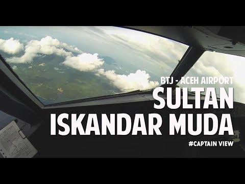 Airbus A320 Aceh Sultan Iskandar Muda - by Vincent Raditya Batik Air