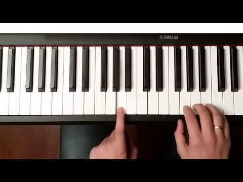 (Piano Tutorial) Medcezir 2. Sezon Yeni Piyano Muzigi By Engin ( Dizi Muzigi)