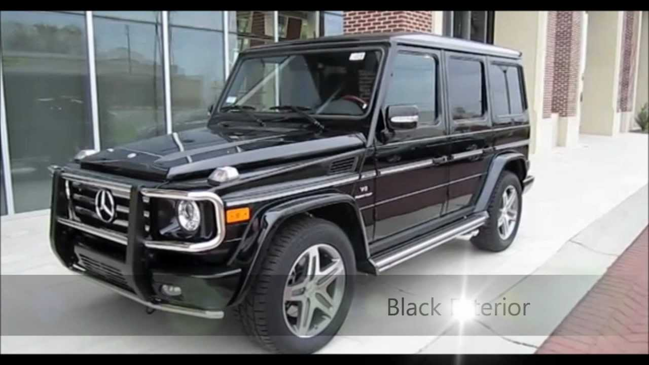 Image Gallery 2012 G55 Amg