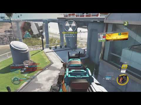 Flawless R.A.W. - Solar Powered TDM De-Atomizer Strike on Genesis - Infinite Warfare