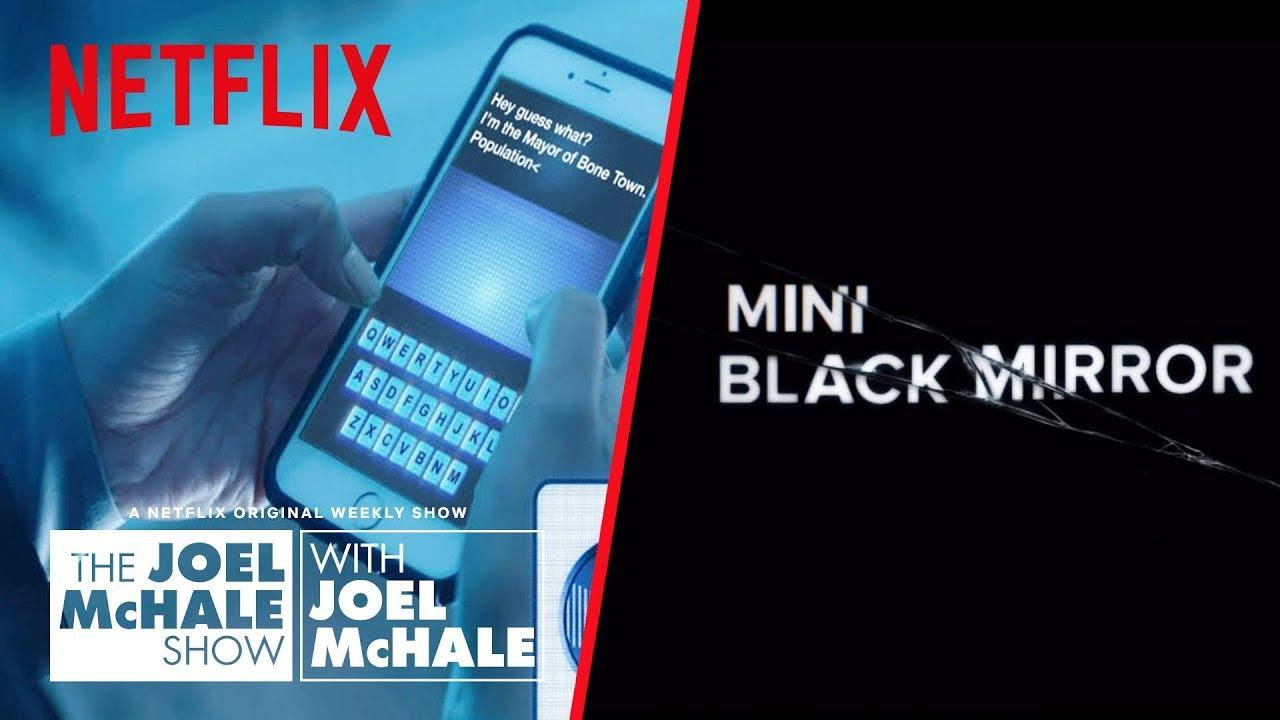 Download Mini Black Mirror 2 | Joel McHale Show | Netflix