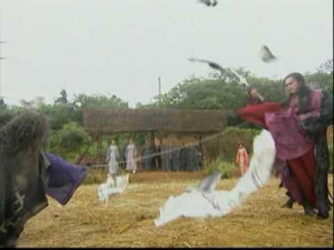 """Xiao Ao Jiang Hu 2001 LPZ: """"I can haz revenge!"""" (Ep.36)"""
