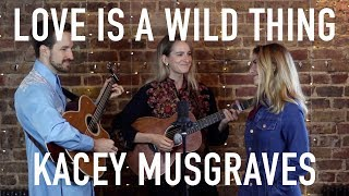 Love Is A Wild Thing   O&O feat. Martha St. Arthur (Kacey Musgraves Cover)